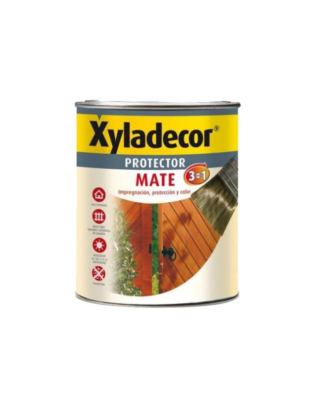 XYLADECOR MATE EXTRA 3 EN 1