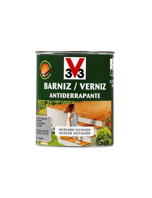 V33 BARNIZ ANTIDERRAPANTE