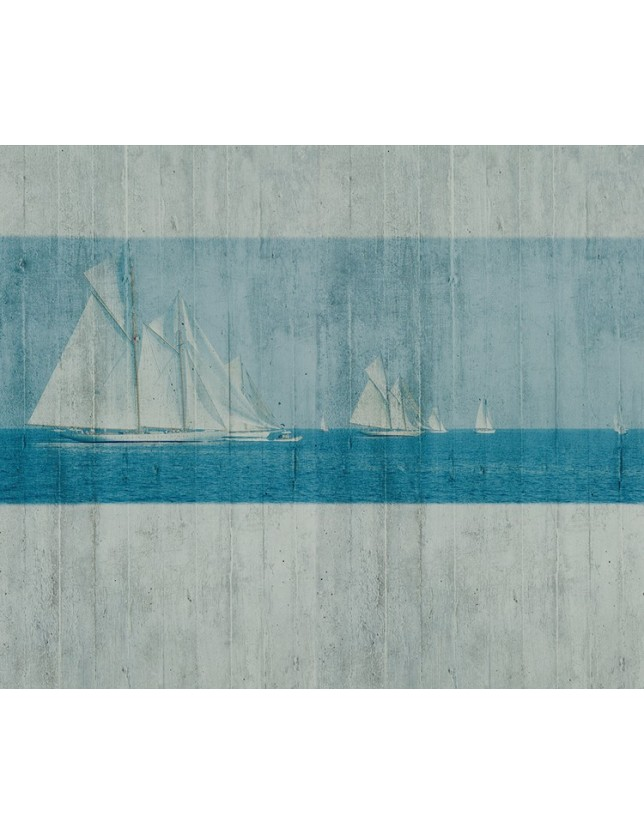 JOURNEY COLLECTION SAILBOAT