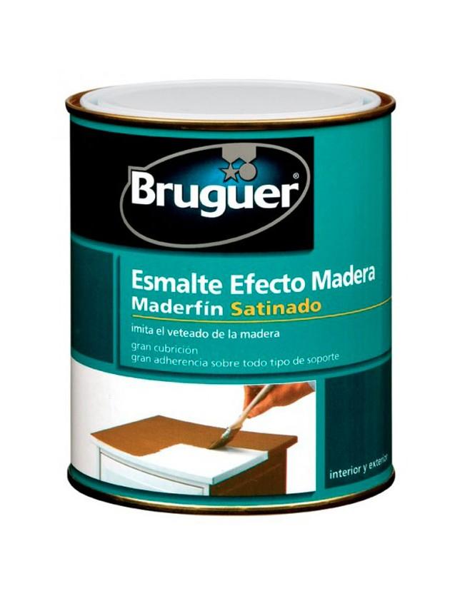 ESMALTE EFECTO MADERA