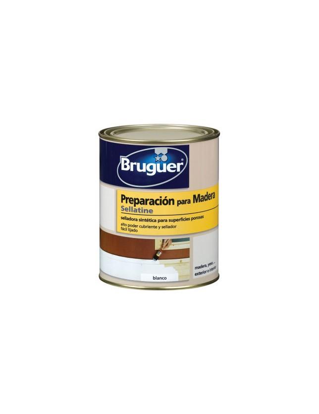PREPARACIÓN MADERA/SELLATINE