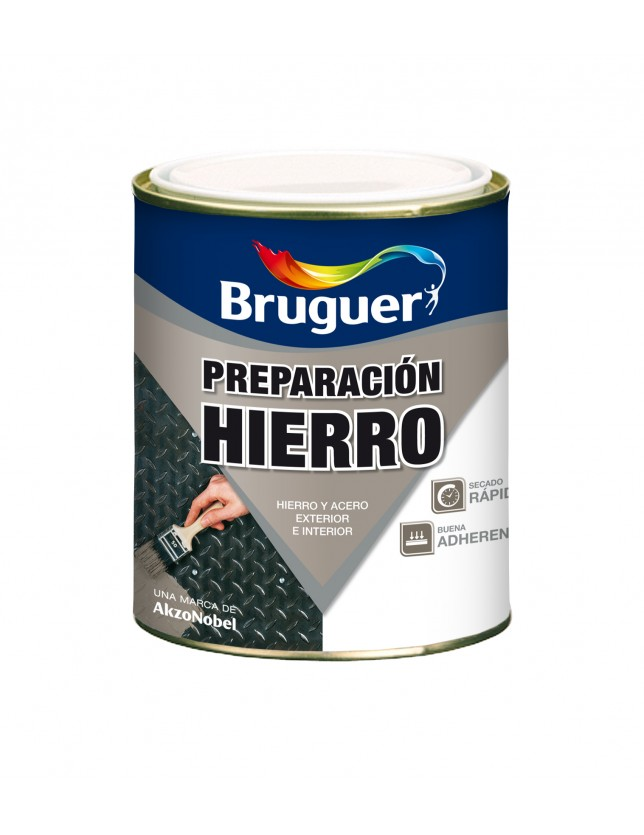 PREPARACIÓN PARA HIERRO